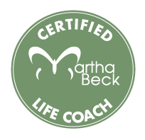 Martha Beck Certified Coach