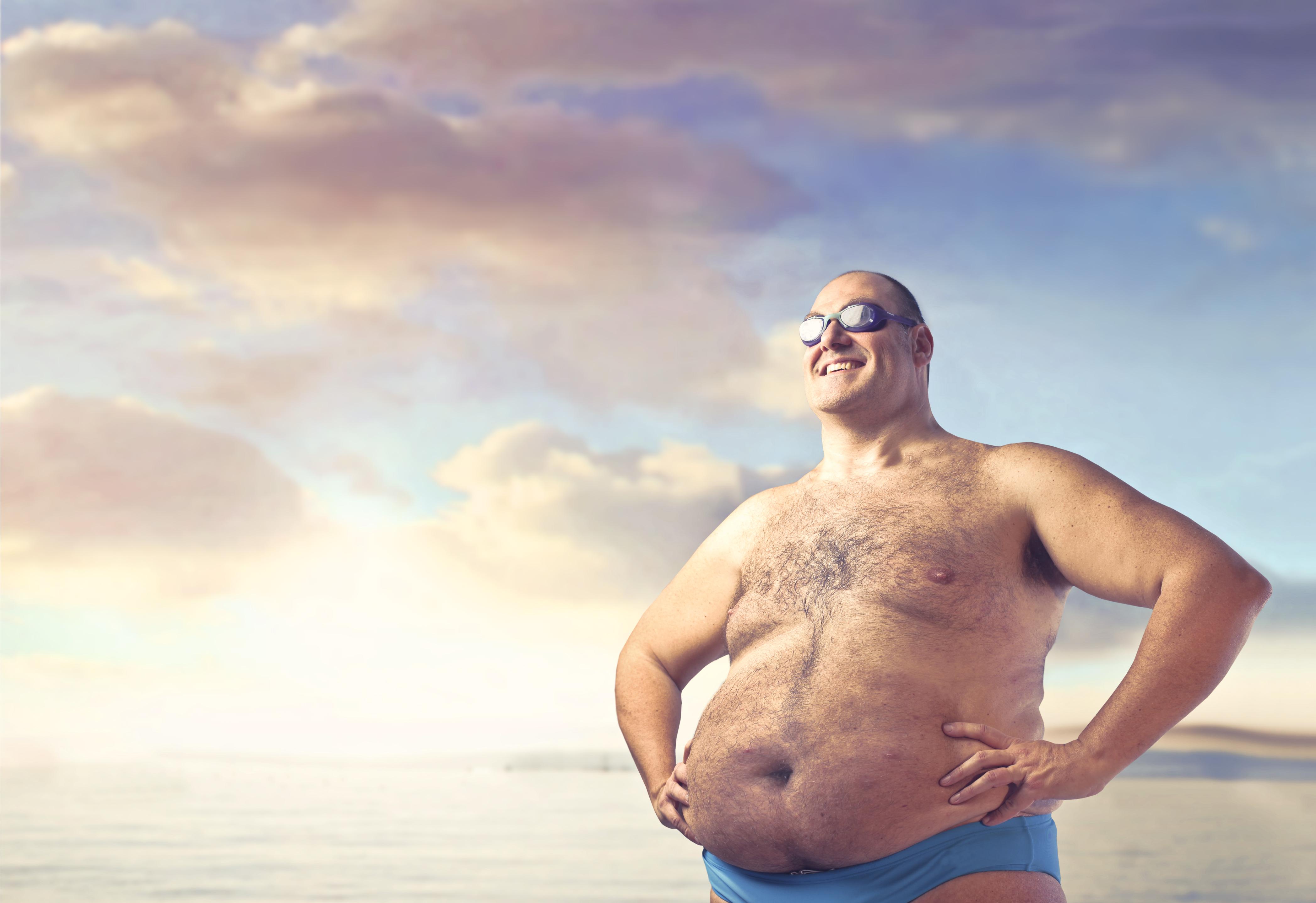 Прикольных, прикольные картинки толстого мужика