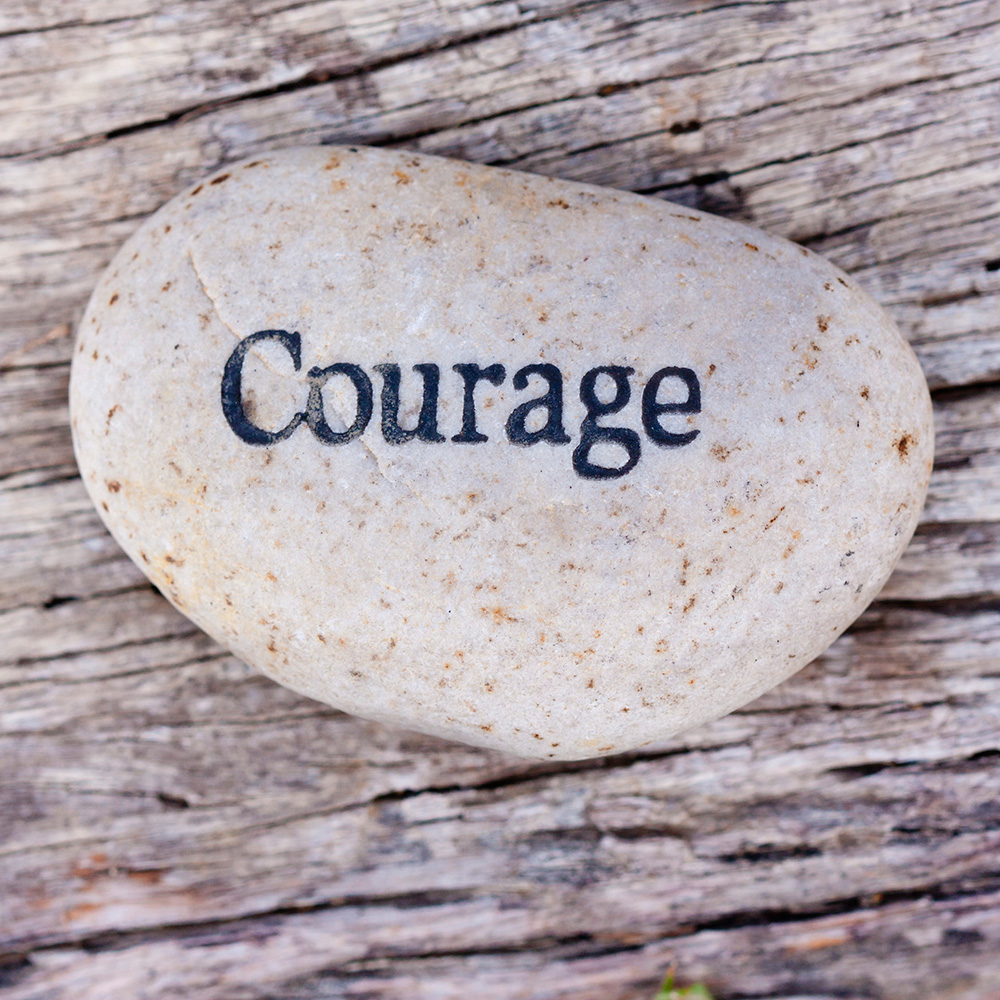 Everything I Do Is Courage, Find Your Feisty Podcast, Episode 23